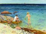 Bathers at Gavres