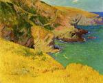Belle-Ile-en-Mer, Cliffs