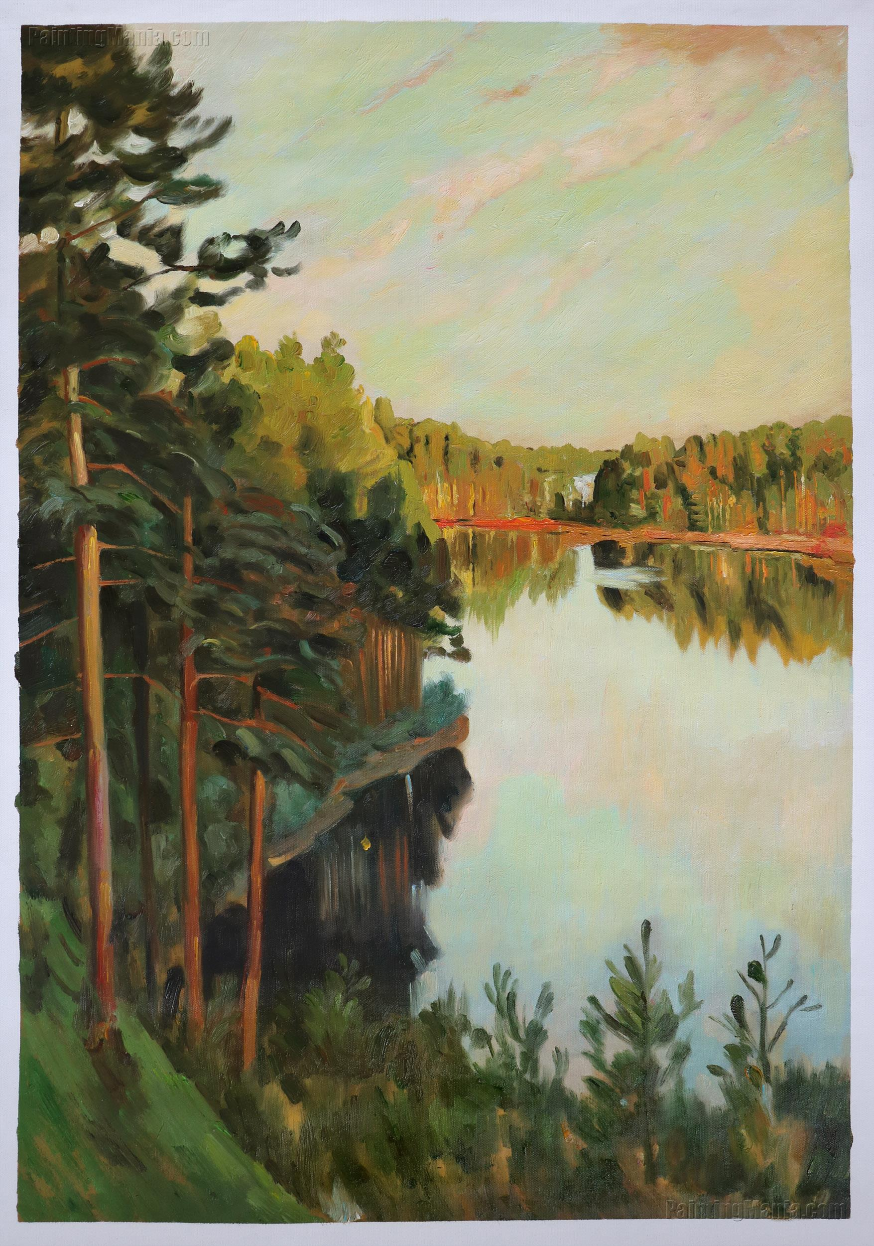 Lake in the Forest 2