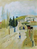 Street in Yalta