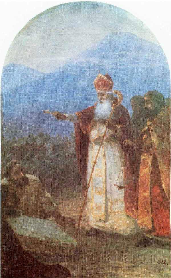 The Baptism of Armenians
