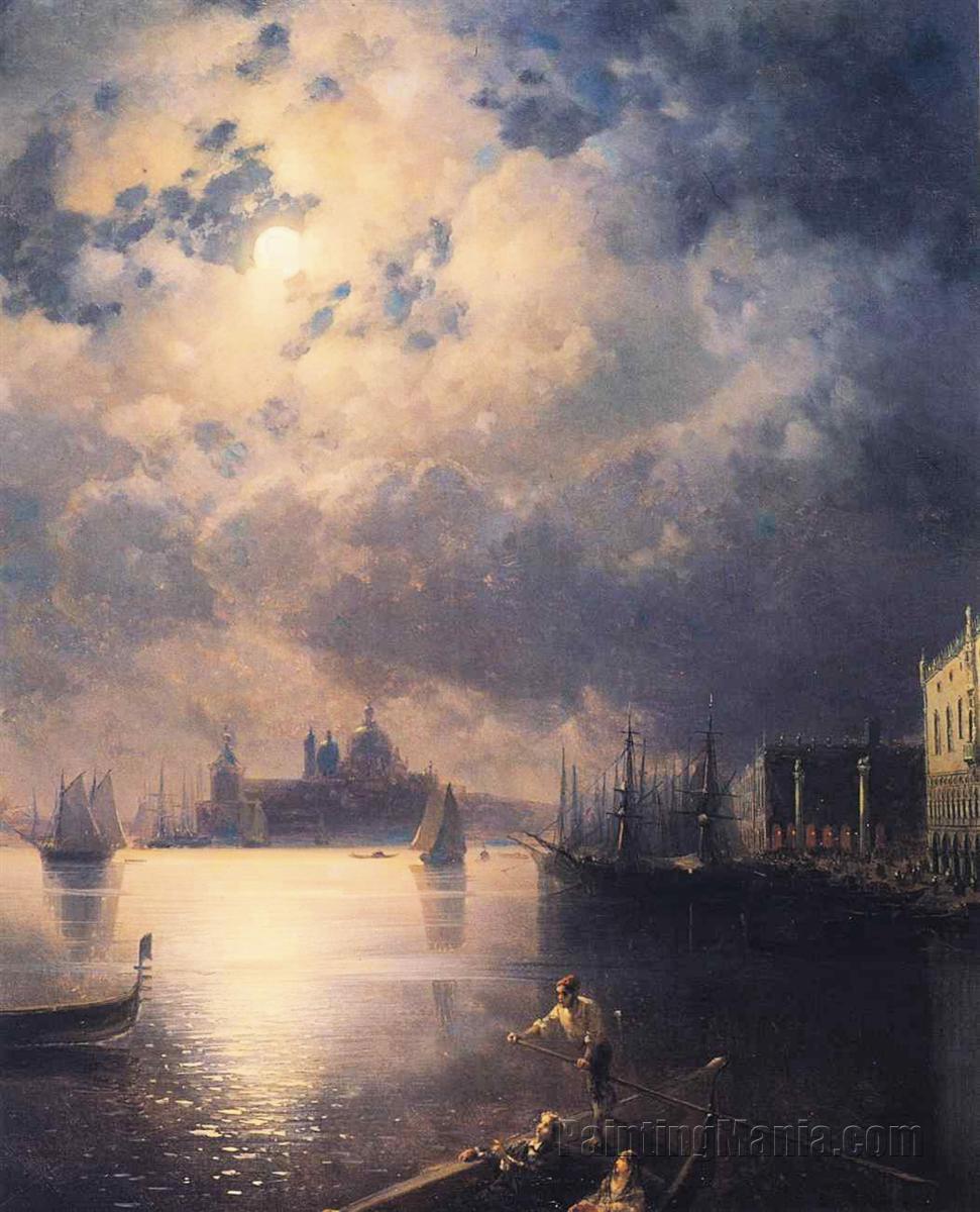 Byron in Venice