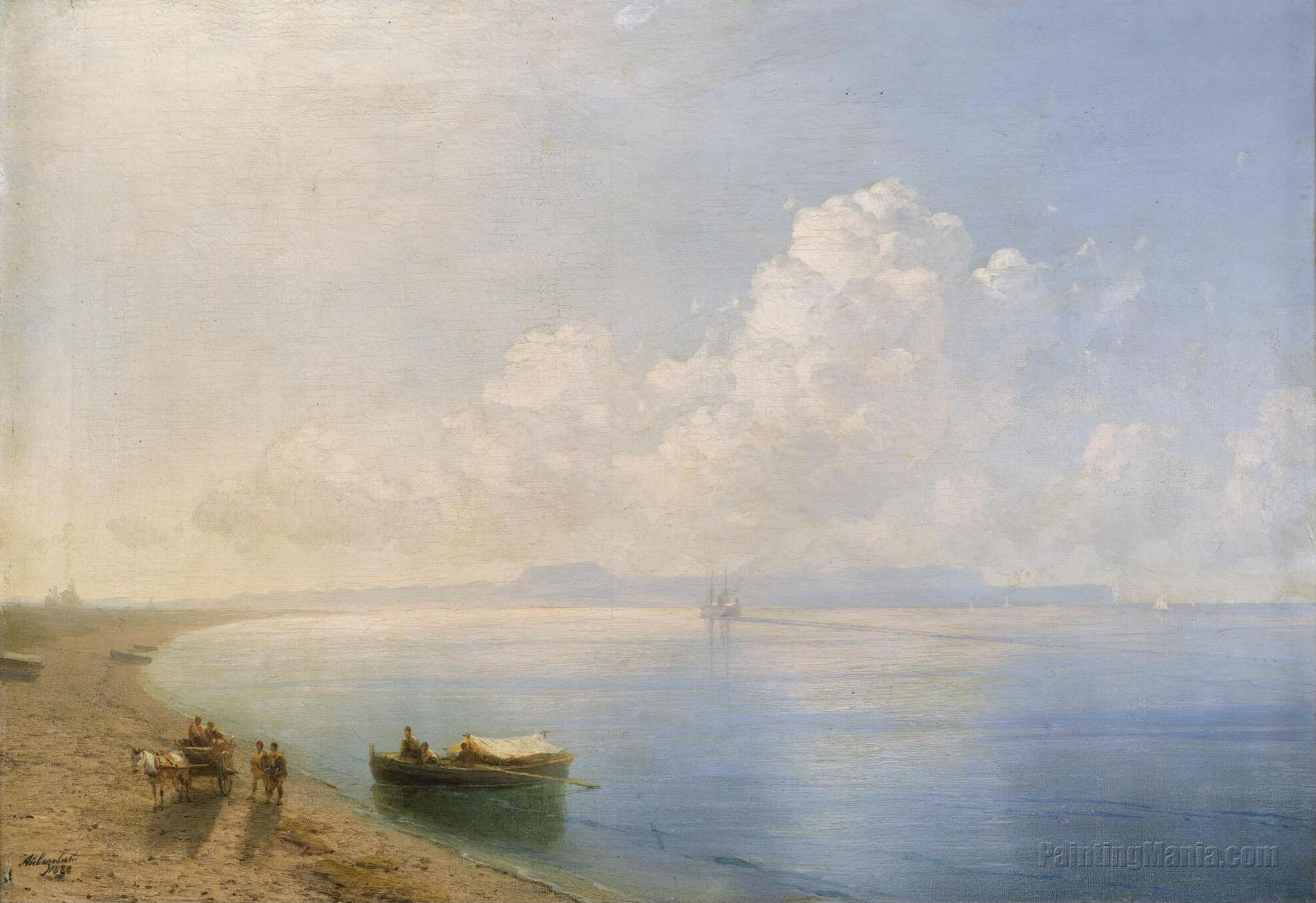 Calm Waters 1880