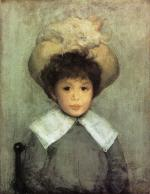 Arrangement in Grey: Portrait of Master Stephen Manuel