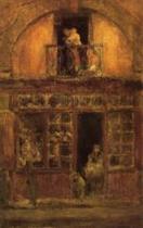 A Shop with a Balcony