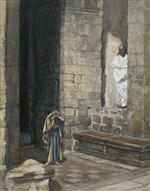 The Adulterous Woman Alone with Jesus