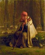 Seated Shepherdess 1852