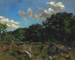 Landscape at Chailly