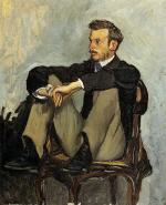 Portrait of Renoir