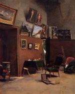 The Studio on the Rue de Furstenberg