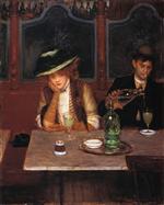 Absinthe Drinkers