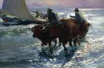 Bulls in the Sea