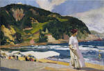 Maria on the Beach, Zarauz