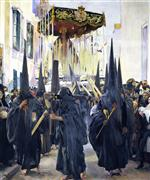 Penitents, Holy Week, Seville