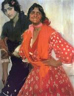 Two Gypsy Women