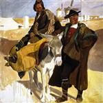 Types of La Mancha, The White Donkey
