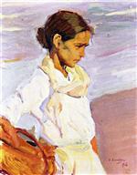 Valencian Fisherwoman