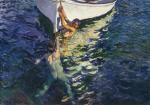 The White Boat, Javea