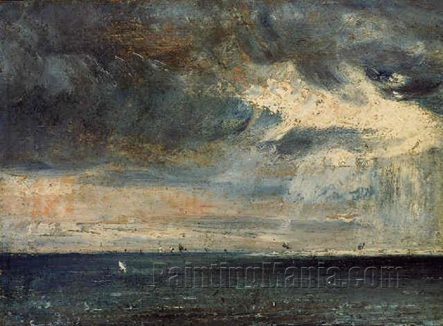 A Storm off the Coast