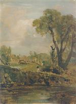 Flatford Mill 1813