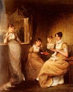 Ladies From the Family of Mr William Mason of Colchester