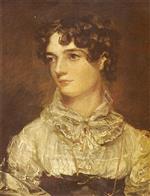 Portrait of Maria Bicknell