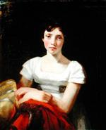 Portrait of Mary Freer