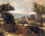 A View near Flatford Mill