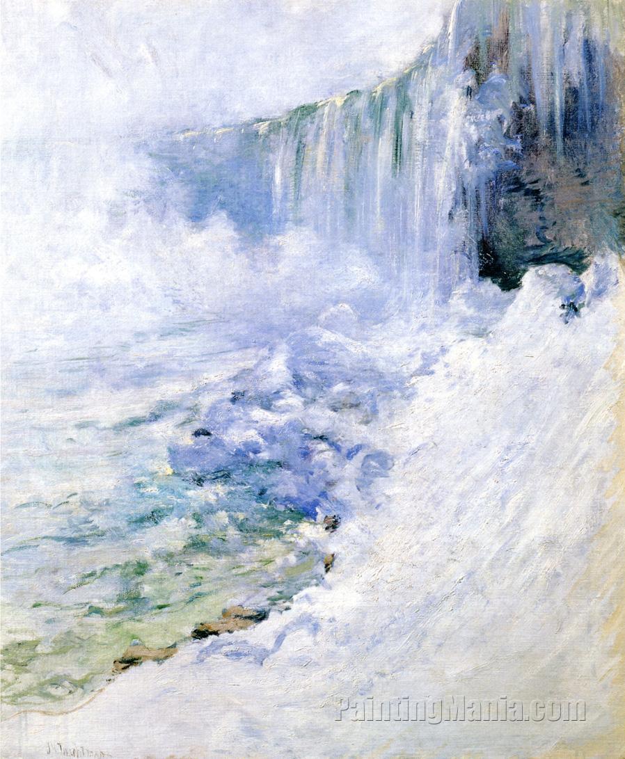 Niagara in Winter
