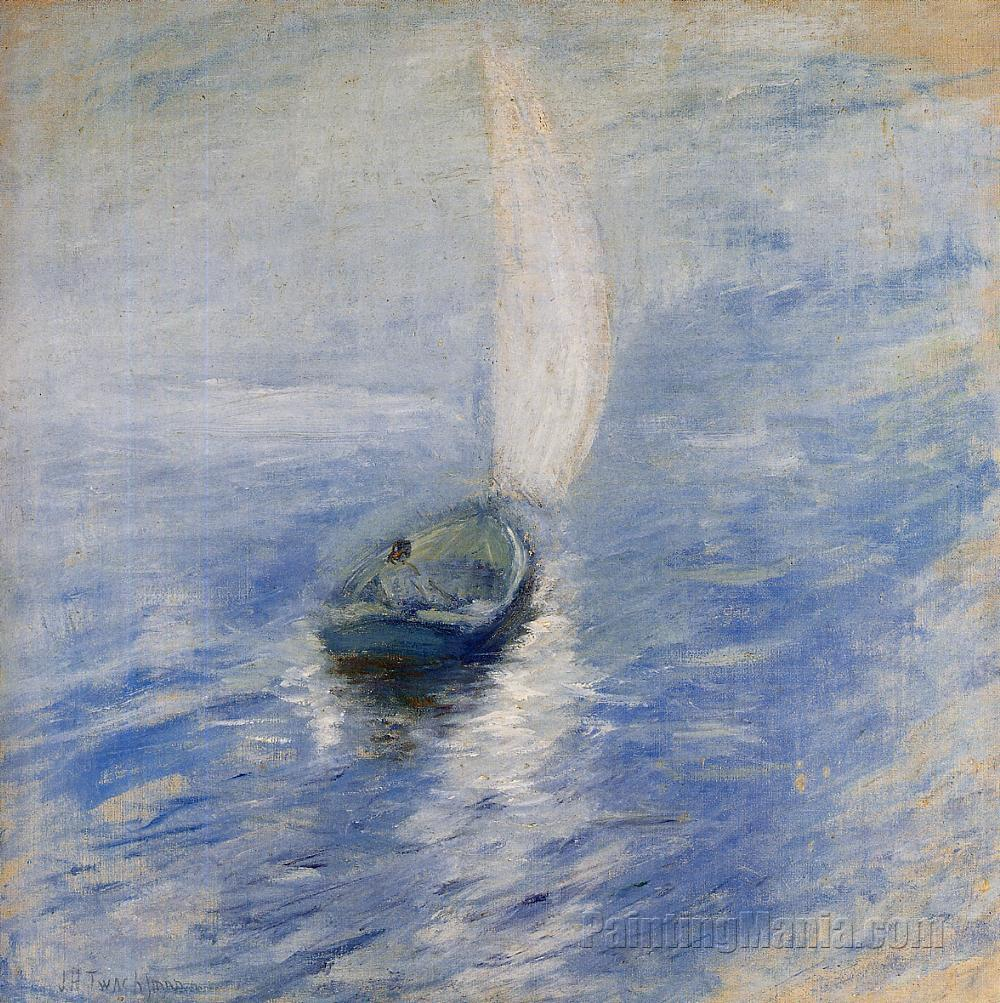 Sailing in the Mist 1895