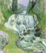 Waterfall 1895