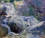 Waterfall, Blue Brook