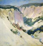 Yellowstone Park 1895