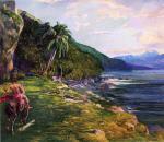 A Bridle Path in Tahiti