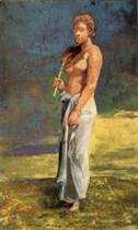 A Samoan Lady