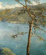 A View Across Lake Como