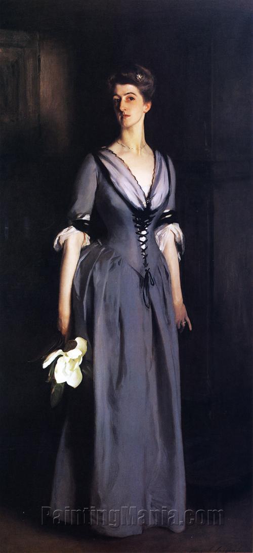 Mrs. Albert Vickers