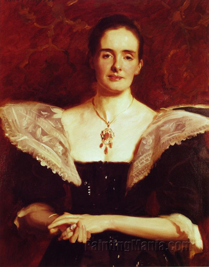 Mrs. William Russell Cooke