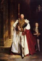Charles Stewart, Sixth Marquess of Londonderry, Carrying the Great Sword of State at the Coronation