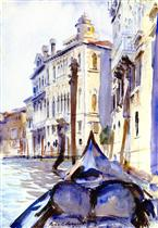 The Grand Canal, Venice 1909-1911