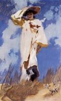 A Gust of Wind (Judith Gautier)