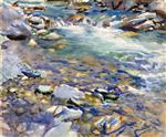 Mountain Stream 1907