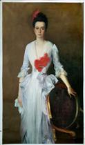 Mrs. Archibald Douglas Dick (nee Isabelle Parrott)