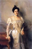 Mrs. Asher Wertheimer (Flora Joseph)