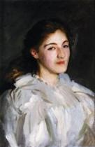 A Portrait of Cicely Horner