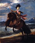 Prince Baltasar Carlos on Horseback (after Velazquez)