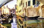 A Small Canal, Venice