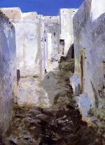 A Street in Algiers