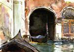 In Venice (Rio dell'Angelo)