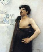 Young Man in Reverie